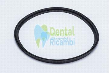 Picture of Door Gasket black for autoclaves Domina Dental X (021206)
