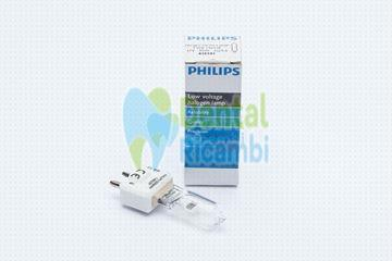 Immagine di Lampadina PHILIPS type 14623P 17V 95W GZ9,5 (426581)
