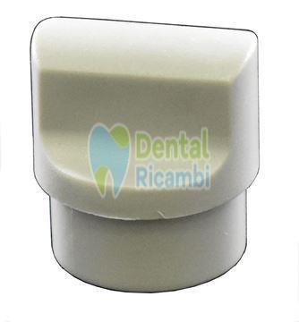 Immagine di Tappo gruppo filtro aspirazione riunito odontoiatrico OMS (375090)