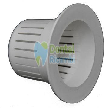 Picture of Dental unit water unit spittoon bowl filter OMS( 375080 )