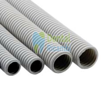 Immagine di Coppia tubi aspirazione Ultraflex per riunito odontoiatrico D.11 e D.17 lunghezza 1,8mt