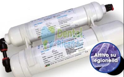 Immagine di Filtro acqua anti legionella Aqua – UF – Unit Pro 1, per purificazione e decontaminazione