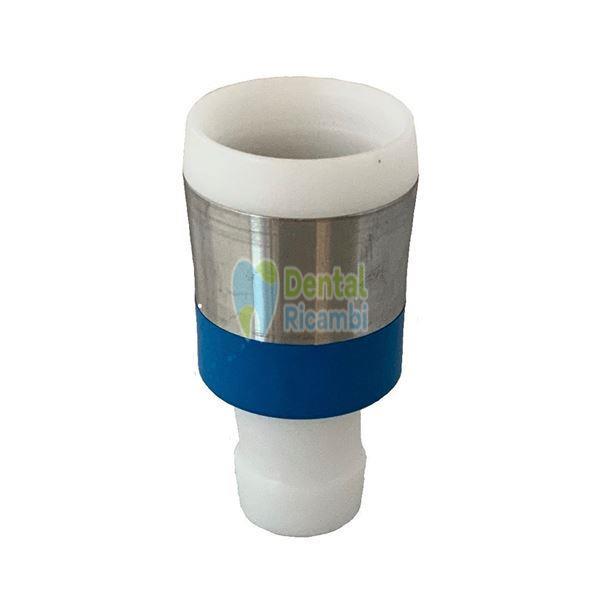 Immagine di Raccordo terminale tubo aspirazione chirurgica riunito Planmeca (10033697)