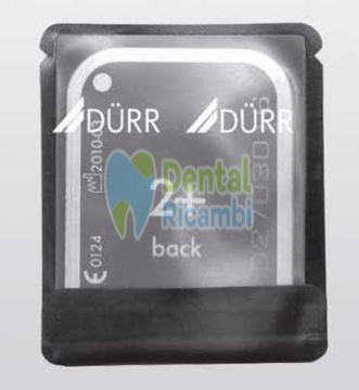 Immagine di DURR involucri protezioni film ai fosfori size 2, 1000 pezzi ( 2130-082-00 )