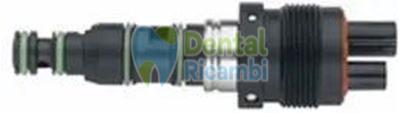 Immagine di W&H adattatore per turbina attacco Multiflex Kavo su Assistina (04713200)