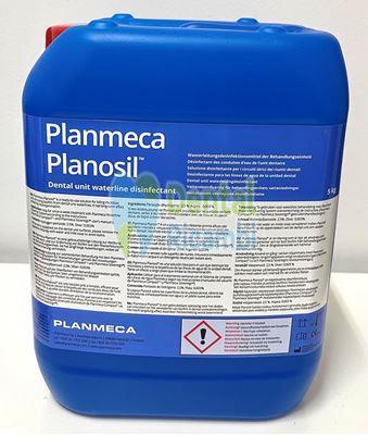 Immagine di Planmeca Planosil disinfettante per linea acqua riunito confezione da 5Kg ( 10011547 )
